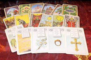 divinazione con le carte