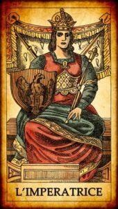 imperatrice dei tarocchi